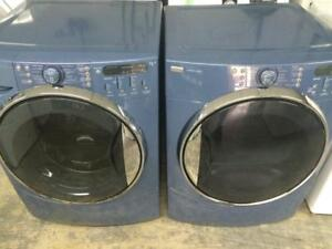 79- Laveuse Sécheuse Frontale KENMORE HE5T Frontload Washer and Dryer