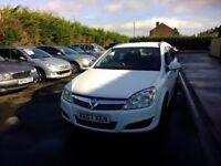 Vauxhall astra estate 1.3 diesel