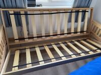 3 seater futon base (double bed)