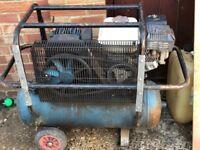 Clarke petrol air compressor