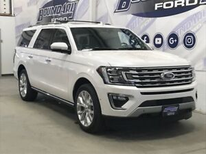 2018 Ford Expedition Limited MAX 202A 3.5L