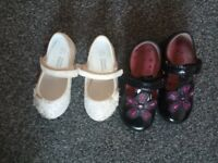 Toddler girl party shoes size 4