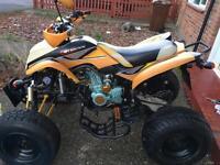 Bashan 200cc 2007 road legal quad