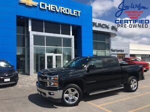 2015 Chevrolet Silverado 1500 LT Z71 5.3L V8 NAV HEATED SEATS JU