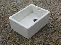 Large Vintage Twyfords Belfast Sink Ideal Garden Planter or Garden Sink