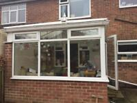Conservatory immediate collection required