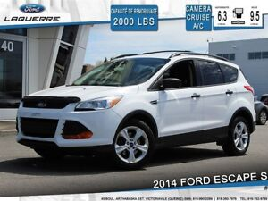 2014 Ford Escape S**CAMERA*BLUETOOTH*CRUISE*A/C**