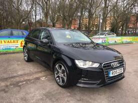 2015 Audi A3 2.0TDI 5rd Low mileage