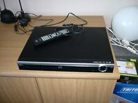 Logic Blu-Ray Disc Player, Model LBD 1000