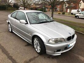 BMW e46 330CI msport 2001