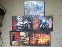 DVD lot of 4 + 1 game
