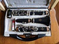 Buffet Crampon Paris B12 Clarinet