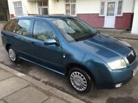 2003 SKODA FABIA 1.9 TDI ESTATE LONG MOT