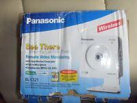 Panasconic Wireless CCTV Camera