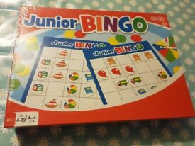 Junior Bingo Game