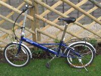Phillips Promenade Folding Bicycle