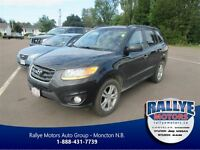 2010 Hyundai Santa Fe Limited 3.5, AWD, Leather, Sunroof