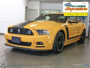 2013 Ford Mustang Boss 302***COLLECTOR'S CAR***