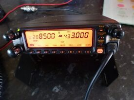 YAESU FT-8100-R Dual Band Transceiver