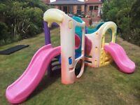 Little Tikes 8-in-1 Adjustable Playground - £499 New