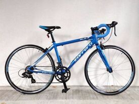 (3128) 650c 41 cm Aluminium CARRERA ZELOS JR JUNIOR ROAD BIKE BICYCLE RACER Age: 10-13, 140-160 cm