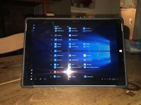 Surface Pro 128gb - Keyboard & Protective Case & Wifi & Bluetooth & Pen &