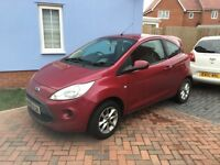 Ford KA Zetec 1 lady owner from new