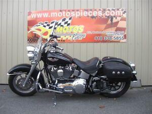 2005 Harley-Davidson FLSTN Heritage Deluxe Touring