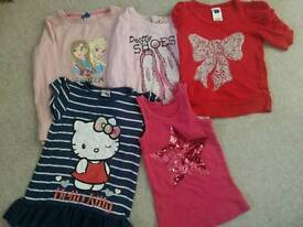Bundle of girls clothes 6-7 year