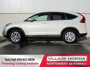 2016 Honda CR-V SE AWD | No Accidents |