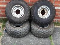 Quad wheels