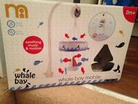 Mothercare whale bay mobile