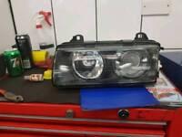 BMW 3 series E36 nearside headlight unit