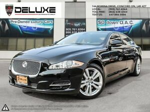 2011 Jaguar XJ XJ XJ 5.0L Loaded Navigation $0 down OAC