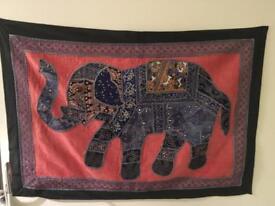Animal fabric print