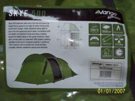 Vango Skye 500 5 Man Tent