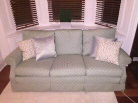 Deep and Comfortable 3 Seater Sofa