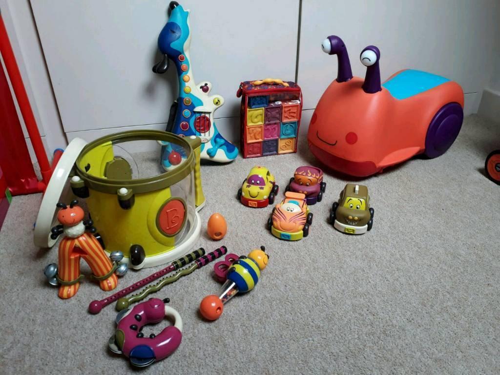 B toy bundle