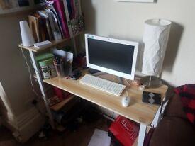 Slim line desk