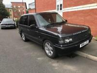 Land rover range rover p38 2.5 diesel automatic