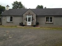 Country cottage to rent