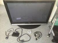 "Samsung 42"" TV with freeview box. Plasma"