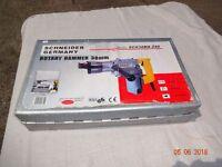 Rotary Hammer & Drill 240v heavy duty