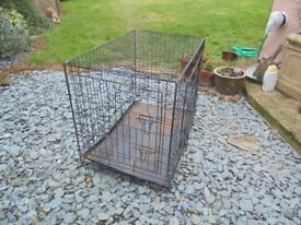 Dog cage for sale - bargain price