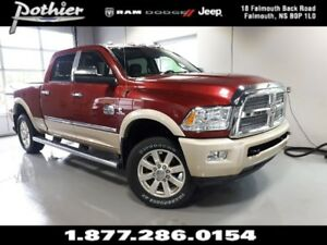 2015 Ram 3500 Longhorn | DIESEL | AIR SUSPENSION, SUNROOF |