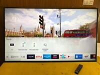 SAMSUNG 58inch 4K UHD TV Warranty Free Delivery
