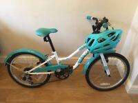 """14"""" Wheel Girls Bicycle - Apollo Oceania"""