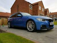 BMW 330d f31 estate m sport m performance