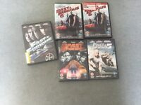 FAST AND FURIOUS DVDS FOR SALE