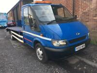 Ford transit 115 LWB recovery van spares/repairs READ AD